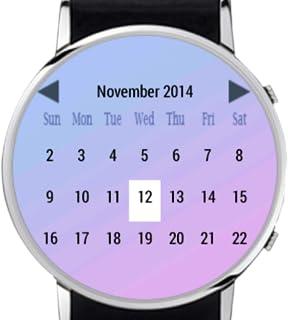 Wear Calendar