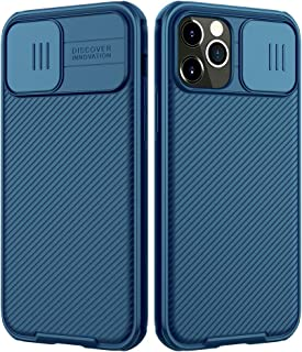 Nillkin Compatible for iPhone 12 Mini Case, CamShield Pro Series Case with Slide Camera Cover, Slim Stylish Protective Cas...
