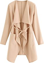 Best drapey trench jacket Reviews