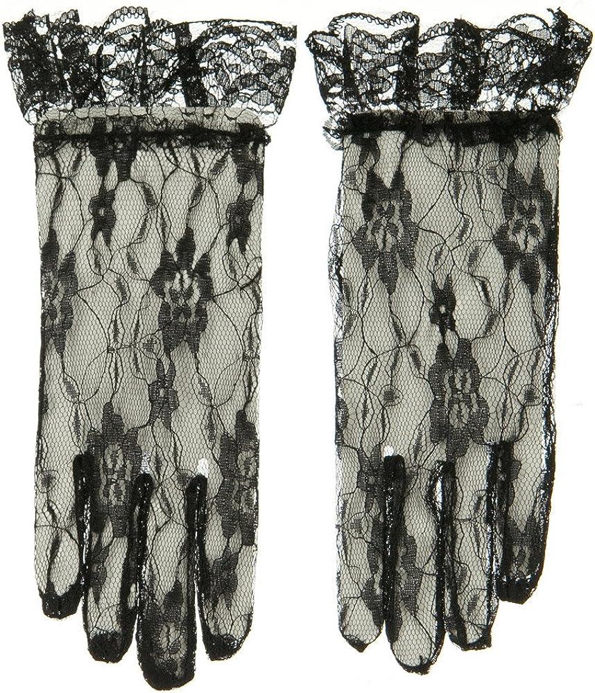 Full Lace 2BL Glove - Black W21S30D