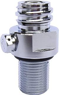 New CO2 Tank Soda Pin Valve Brass Surface Plating