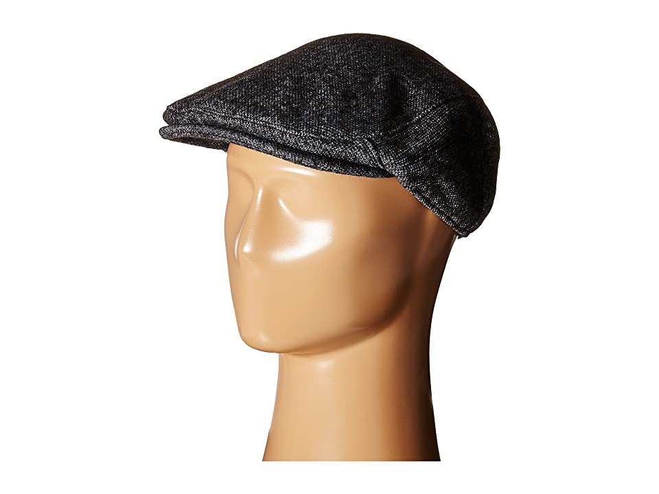 Tweed Ride Clothing, Fashion, Outfits Goorin Brothers High Road Charcoal Caps $50.00 AT vintagedancer.com