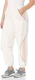 سروال رياضي حريمي من أديداس أوريجينالز باللون الأبيض مقاس صغير