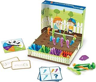 指先知育 ニョロニョロ虫をつまもう 算数おもちゃ LER5552 正規品