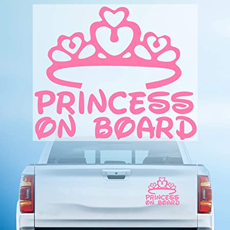 1PC Baby In Car Stickers boy and girl Reflective Vinyl Car Styling WaterproofHF