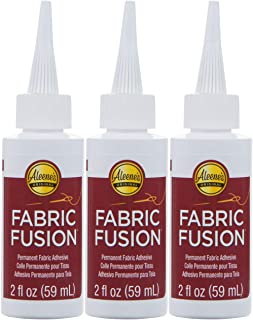 Aleene's Fusion Fabric Glue, 2 fl oz - 3 Pack, Multi