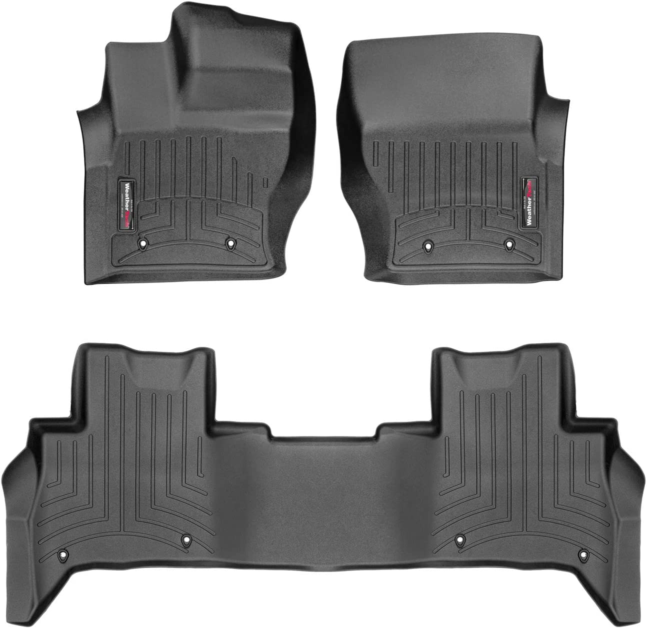 WeatherTech Custom Fit FloorLiner for - Bombing free shipping Land Rover Discovery Oakland Mall 1st