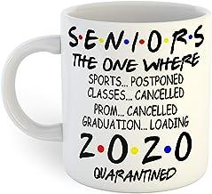 Class of 2020 Quarantined Graduation Coffee Mug