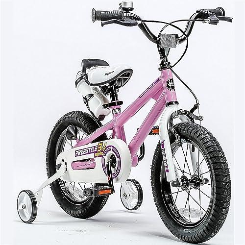 aquí tiene la última Bicyclehx Movimiento Fuera de la Carretera Carretera Carretera para Niños Bicicleta con Botella de Agua y Soporte Royal Baby Kids Bicicletas con estabilizadores en Tamaño 12  14  16  18   Venta barata