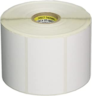 Paper labels for direct thermal printers 2.5