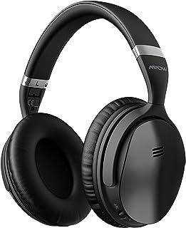 Mpow [actualización] H5activo de cancelación de ruido auriculares Bluetooth, HiFi Auriculares estéreo Auriculares w/micró...