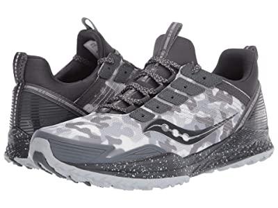 Saucony Mad River TR (White/Grey) Women