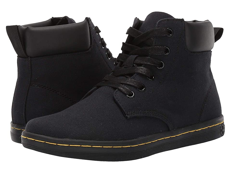 Dr. Martens Maelly (Black Canvas) Women