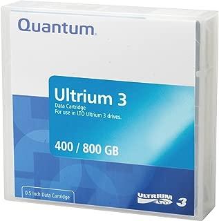 Quantum MR-L3MQN-01 LTO Ultrium Tape Cartridge LTO-3 400GB Data /