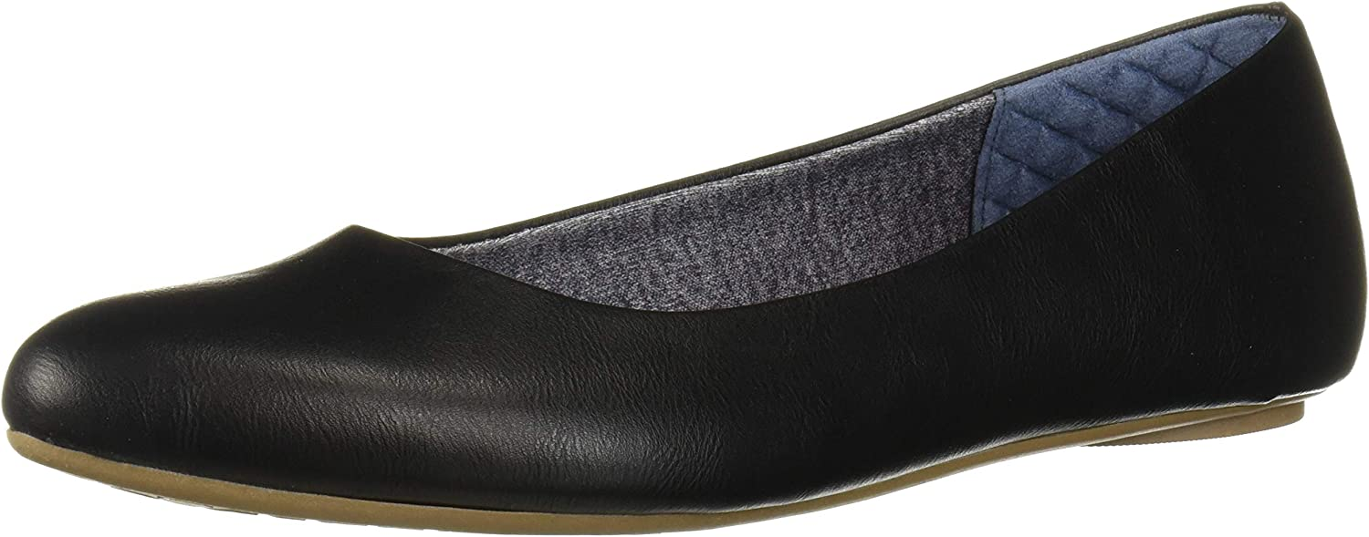 Scholls Shoes Womens Really Ballet Flat Dr