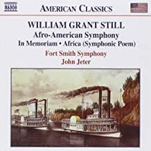 Best william grant still's afro american symphony Reviews