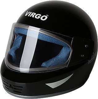 virgo no. 1 Airzed Full Face Helmet (580 mm, Black)