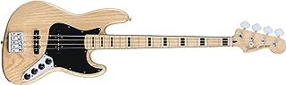 $1124 » Fender Deluxe Active Jazz Bass - Maple Fingerboard - Natural