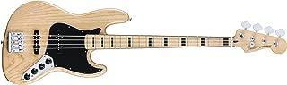 Fender Deluxe Active Jazz Bass - Maple Fingerboard - Natural