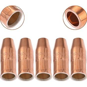 "Genuine Miller NS-M1200C Nozzle 1//2/"" FLUSH MDX-100 Mig Welding 141 211 215 220"