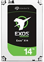 Seagate Exos X14 12TB 7200 RPM SATA 6Gb/s 256MB Cache 3.5-Inch Enterprise Hard Drive (ST12000NM0008)