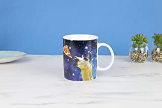 Gift Republic Llama in Space Mug