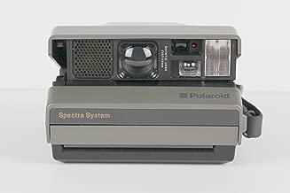 Polaroid Spectra System Instant Film Camera w/Quintic Lens F10/125mm Camera