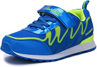 PPXID Boy's Girl's Outdoor Running Sneaker Breathable Casual Athletic Shoes