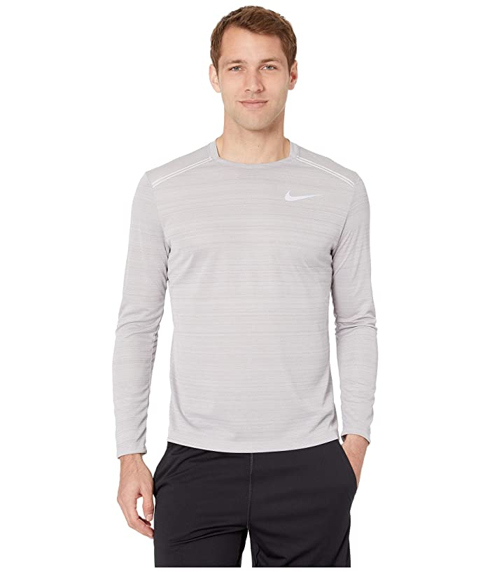 81260b70d5d32 Nike Dry Miler Top Long Sleeve at Zappos.com