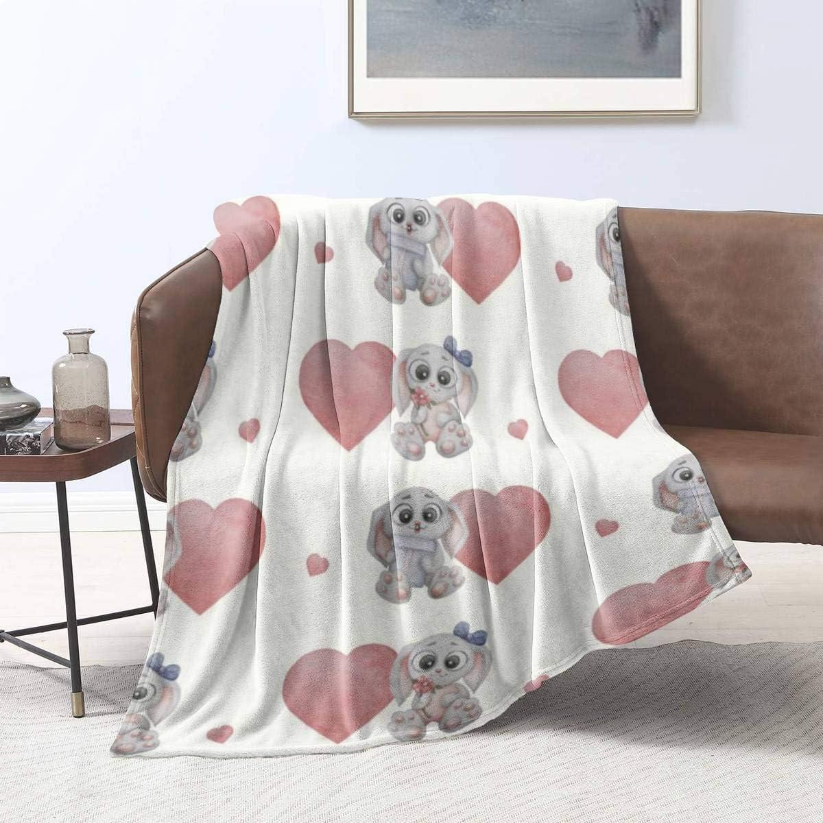 Limited time trial price service Ellekiwi Flannel Blanket Seamless Pattern Little Gr Animals Cute