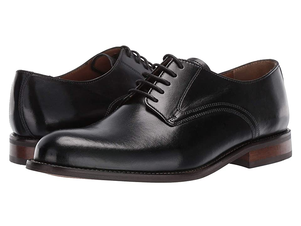 Florsheim Pascal Plain Toe Oxford (Black) Men