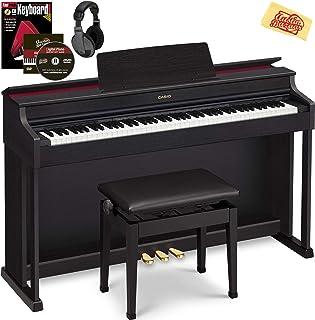 Casio Celviano Digital Cabinet Piano Bundles Caja compacta Negro