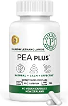 Plantonin Pea Plus Nootropic-Palmitoylethanolamide (60 Capsules)-Promotes Healthy Inflammatory Response-Supports Joint Pai...