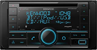 Kenwood Excelon DPX594BT Double DIN Bluetooth In-Dash Car...