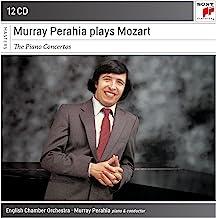 Murrray Perahia Plays Mozart. The Piano Concertos