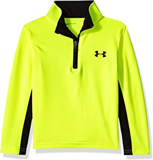 Under Armour Boys' Quarter Zip Pull Over Jacket