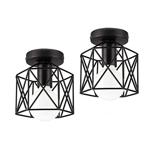 Decorative Flush Lighting Amazon Com