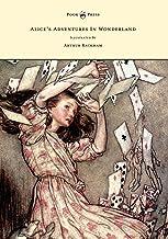 Alice's Adventures In Wonderland - Illustrated By Arthur Rackham