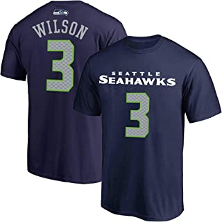 NFL Youth 8-20 Team Color Polyester Performance Mainliner Player Name and Number Jersey T-Shirt