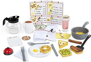 Melissa & Doug Star Diner Restaurant Play Set (41 pcs)