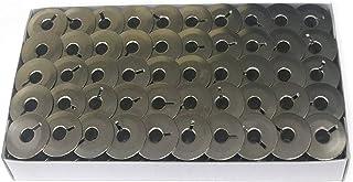 Cutex Brand 100 Bobbins for Juki Tl-98e, Tl-98q Tl-2010q Sewing Machine Barudan Tajima