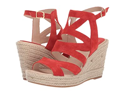 Sofft Shandy (Tomato Cow Suede) Women