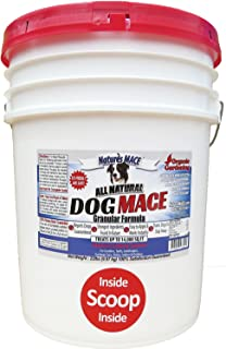 Nature's MACE Dog Repellent 22LB / Treats 14,000 Sq. Ft. / Keep Dogs Out of Your Lawn and Garden / Train Your Dogs to Stay...