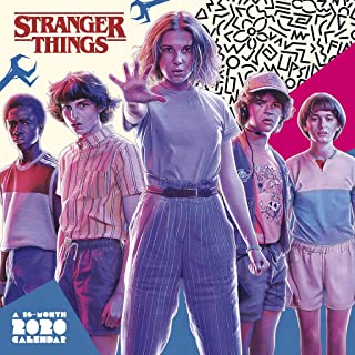Best stranger things calendar Reviews