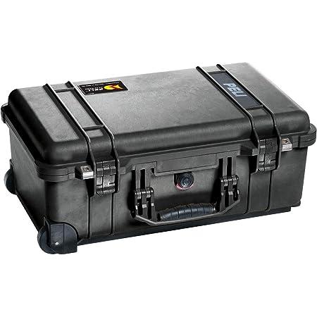 Peli 1510 Robuster Trolley Koffer Mit Rollen Ip67 Kamera