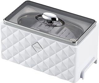ツインバード 超音波洗浄器 ホワイト EC-4548W