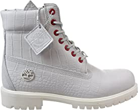 Best red white timberland boots Reviews