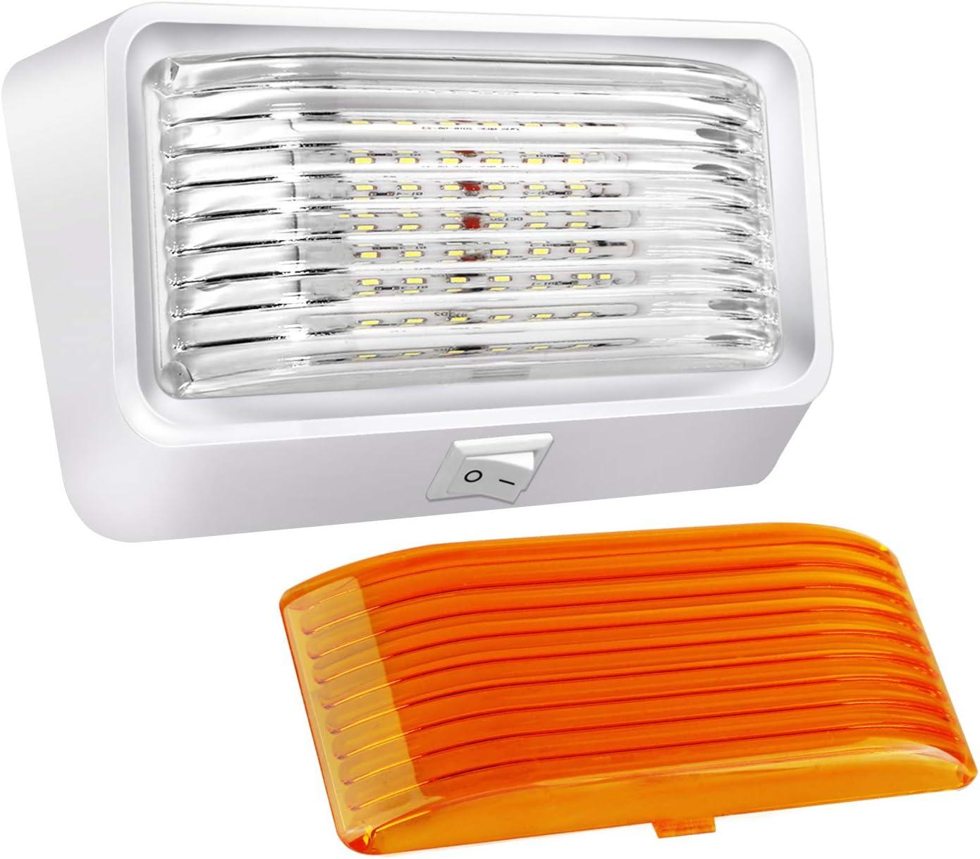 BlueFire Super Bright LED RV Attention brand Exterior Light Lights Super special price Porc Porch
