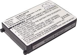 VINTRONS Battery fit to MOTOROLA VL120, CLS1410, HCNN4006, SNN5571B, CLS1114, BAT56557, CLS1450CH