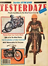 Yesterdaze Special - People and Bikes in the Wind Years Gone By - 1983 Printing
